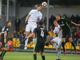 12-й тур ЧУ: «Динамо» не сумело обыграть «Александрию»
