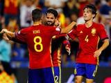Испания завоевала путевку на ЧМ-2018