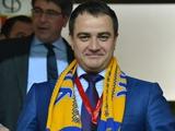 Андрей ПАВЕЛКО: «На финал бюджетные деньги тратиться не будут, будет помощь от УЕФА»