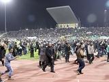 Чемпионат Египта отложен на неопределенный срок