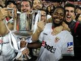 «Севилья» выиграла Кубок Испании