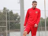 Артем Кравец отличился в контрольном матче за «Кайсериспор» (ВИДЕО)