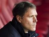 Марко ван Бастен: «Я еще не готов возглавить «Милан»
