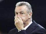 Хитцфельд не сможет руководить сборной Швейцарии в двух матчах ЧМ-2014