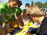 Андрей Гусин поддержал благотворительный турнир для детей-сирот
