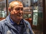 Виталий ХМЕЛЬНИЦКИЙ: «Сейчас у «Динамо» время спуска. Но я верю в восхождение»