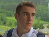 Артем БЕСЕДИН: «Будем разбирать игру и дальше тренироваться»