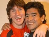 Лионель Месси: «Знаем, что Марадона хочет вернуться»