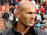 Зидан допускает, что в будущем возглавит «Реал»