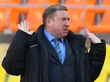 Вячеслав ГРОЗНЫЙ: «В январе 2010 года я готовился возглавить сборную Украины»