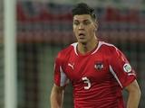 Драгович вызван в сборную Австрии
