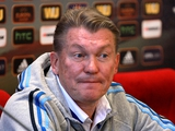 Игорь Цыганик: «Футболисты «Динамо» не понимают, чего от них хочет Блохин»