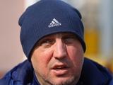 Юрий МОРОЗ: «Игроки чувствуют, что к ним приковано пристальное внимание Сергея Реброва»