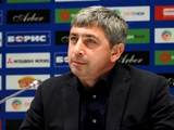 Александр Севидов: «Думаю, что «Шахтер» — будущий чемпион Украины»