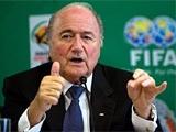 Зепп Блаттер переизбран на пост президента ФИФА