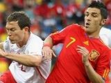 ЧМ-2010. Испания — Швейцария — 0:1 (ВИДЕО)