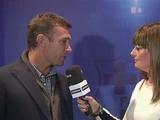 Андрей Шевченко на «Камп Ноу» болел за «Барселону»