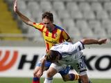 «Динамо» проиграло «Валенсии» в первом матче 1/16 финала Лиги Европы (ВИДЕО)
