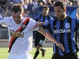 «Черноморец» — «Шахтер» — 2:2. После матча. Луческу: «Черноморец» заслужил эту ничью»