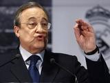 Перес: «Игроки ПСЖ «Реалу» не нужны, а Роналду закончит карьеру в Мадриде»