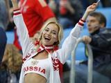 «Cамой красивой русской болельщицей» оказалась порноактриса (ФОТО)