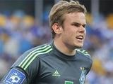 Максим Коваль — лучший игрок матча «Динамо» — «Ильичевец»