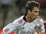Официально. Кассано — игрок «Милана»