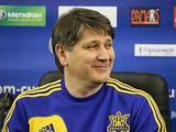 Сергей КОВАЛЕЦ: «Украинская нация талантлива, важно давать шанс молодым»