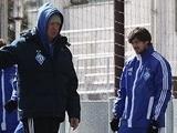 «Динамо» готовится к игре с «Днепром». ВИДЕО