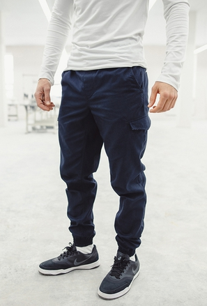 Штаны Feel&Fly Jogger Dark Blue