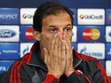 Сегодня «Милан» может уволить Аллегри