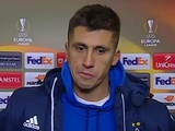 Евгений Хачериди: «Тренеры говорили, что главное сыграть на ноль, а момент забить будет»
