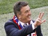 Антич продолжит работу со сборной Сербии