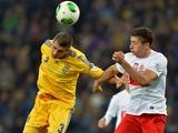 Сборная Украины обыграла в Харькове сборную Польши
