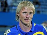 Гусин и Тимощук побывали на матче «Динамо» — «Зенит»
