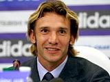Андрей ШЕВЧЕНКО: «Я вернулся, чтобы играть»