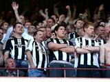 «Ньюкасл» пожизненно отстранит от посещения матчей провинившихся фанатов