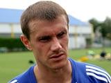 Андрей НЕСМАЧНЫЙ: «Могу еще принести пользу клубу»