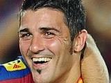 Вилья доволен своим дебютом в «Барселоне»