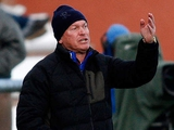 Олег Блохин: «Если бы арбитр не «чудил», было бы вообще хорошо»