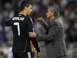 Криштиану Роналду: «Обыграем «Барселону», потому что у нас есть Моуринью»
