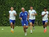 «Динамо»: тренируются 13 человек