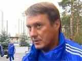 Александр ХАЦКЕВИЧ: «В молодежной команде сейчас тренируются восемь человек»