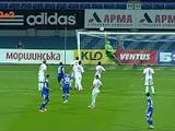 «Динамо» — «Верес» — 0:0. ВИДЕОобзор матча