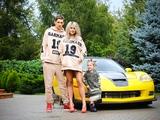 Жена футболиста Дениса Гармаша рассказала тайны о совместной жизни