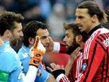 «Милан» не согласен с дисквалификацией Ибрагимовича