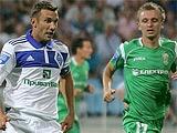 «Динамо» — «Карпаты» — 2:0. Отчет о матче