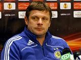 Олег ЛУЖНЫЙ: «Стремлюсь вернуть игру, в которую «Динамо» играло много лет назад»
