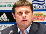 Олег Лужный: «Зуев официально является моим помощником»