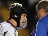 Петр Чех: «Шлем уберег меня от новой травмы»